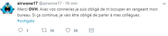 Tweet de Airwone17
